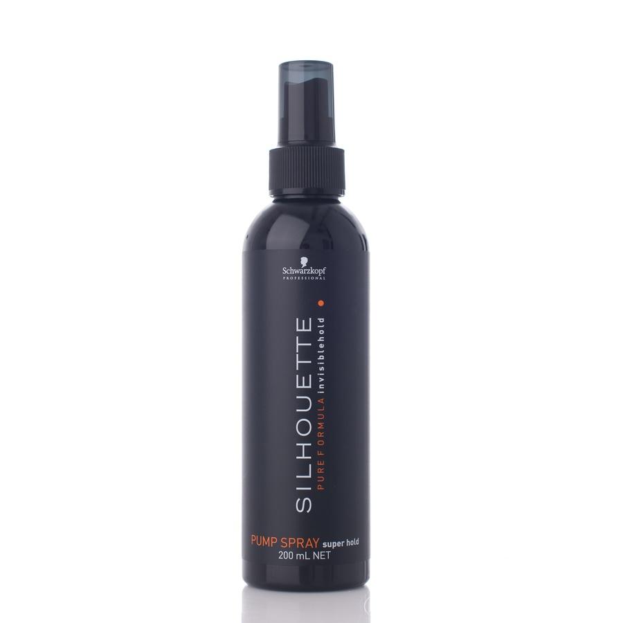 Schwarzkopf Silhouette Superhold Pumpspray 200ml