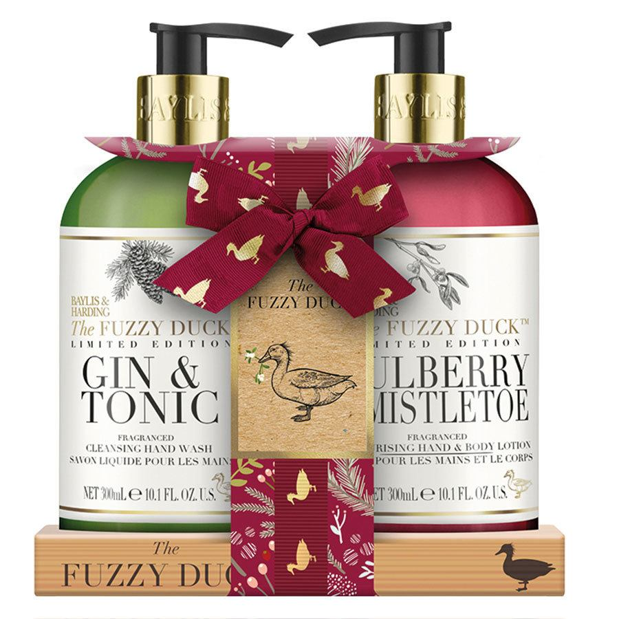 Baylis & Harding The Fuzzy Duck Winter Wonderland 2 Bottle Set