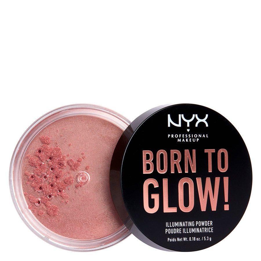 NYX Professional Makeup Born To Glow Illuminating Powder Eternal Glow 5,3g