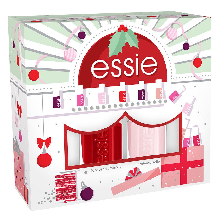Essie Color Duo Box Forever Yummy & Mademoiselle 2x13,5ml