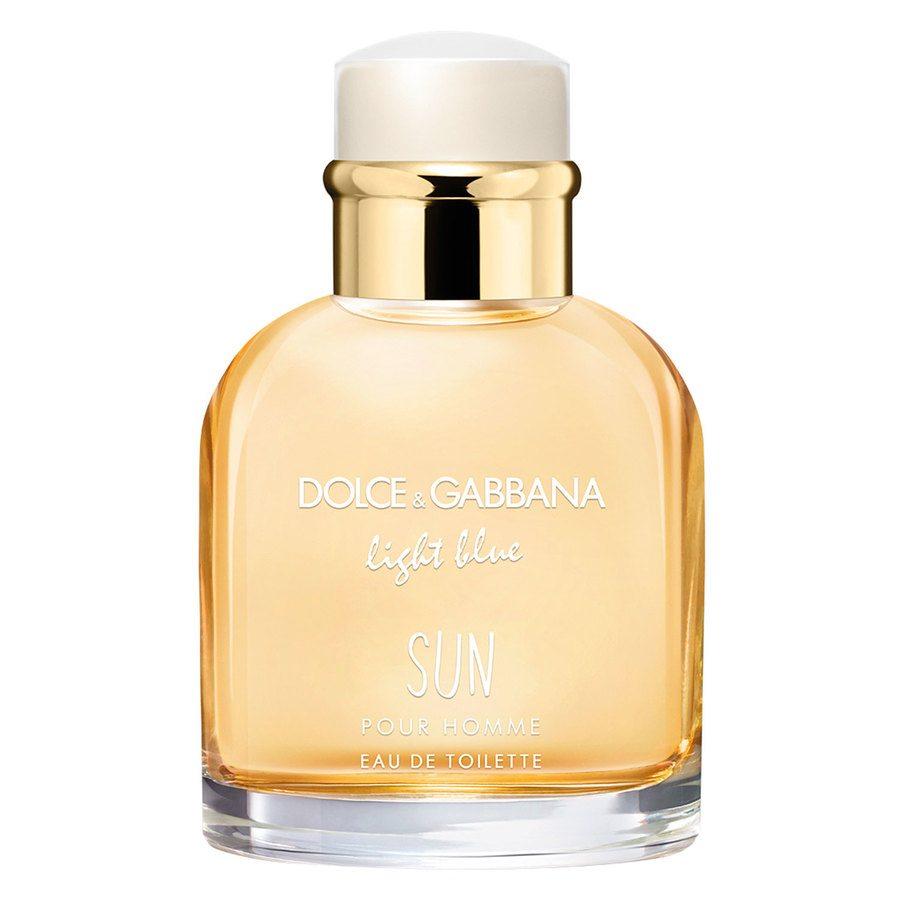 Dolce & Gabbana Light Blue Sun Pour Homme Eau De Toilette 75ml