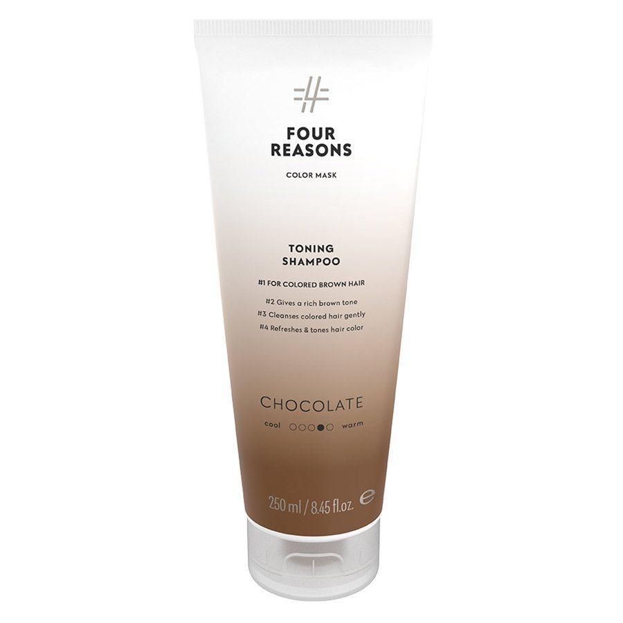 Four Reasons Color Mask Toning Shampoo Chocolate 250ml