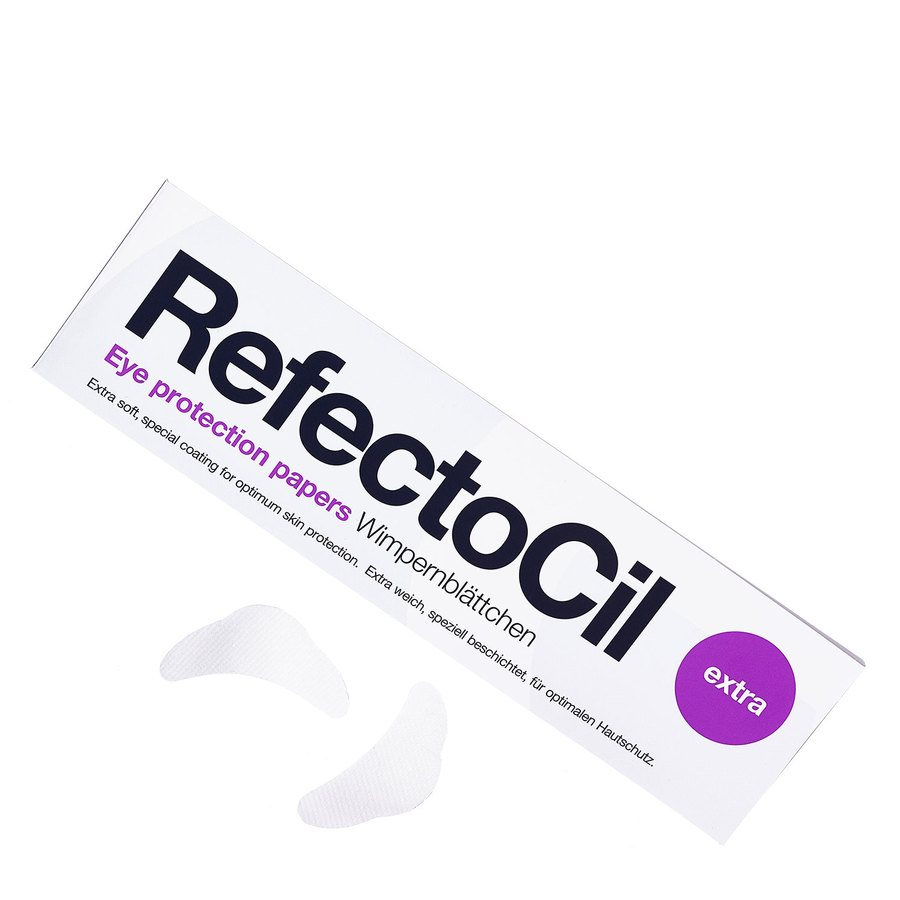 RefectoCil Eye Protection Papers Extra 80 stk