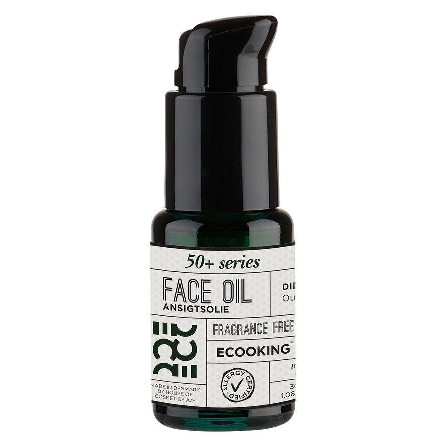 Ecooking 50+ Face Oil 30ml