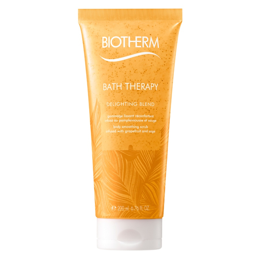 Biotherm Bath Therapy Delighting Blend Body Scrub 200ml