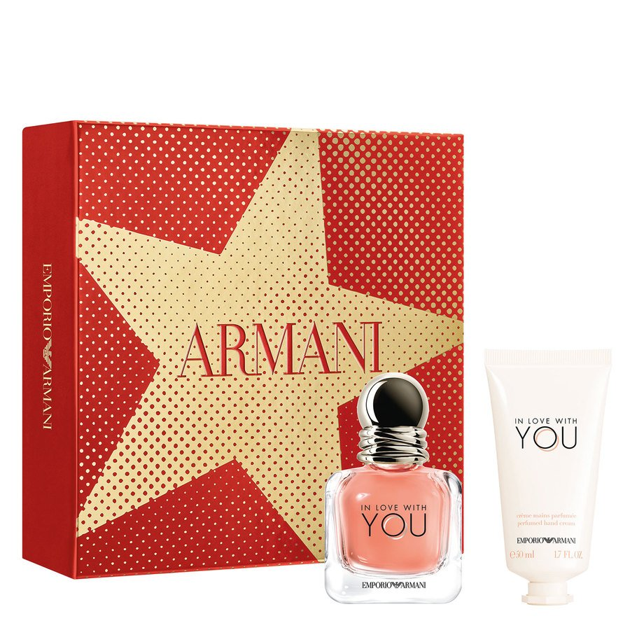 Giorgio Armani Emporio Armani In Love With You Gavesett