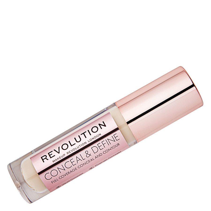 Makeup Revolution Conceal And Define Concealer C2 4g