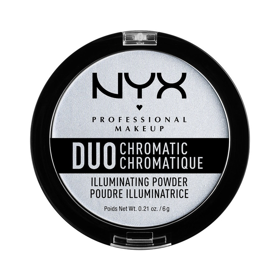 NYX Professional Makeup Duo Chromatic Illuminating Powder Twilight Tint DCIP01