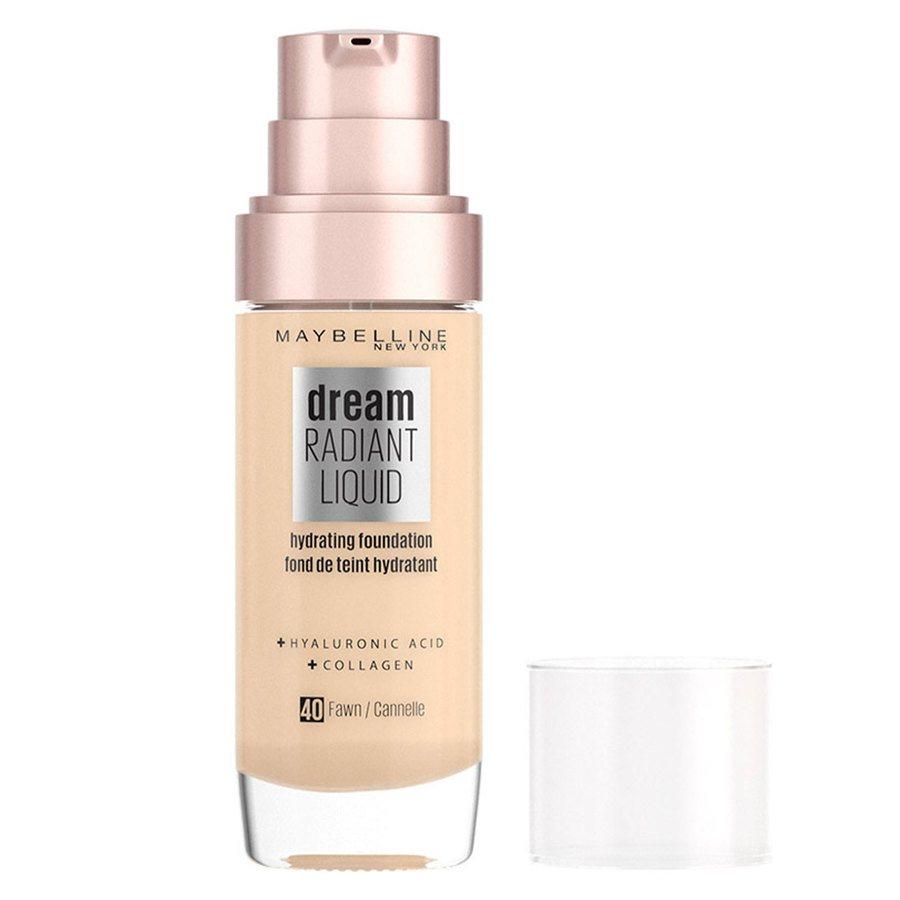 Maybelline Dream Radiant Liquid Foundation Fawn #40