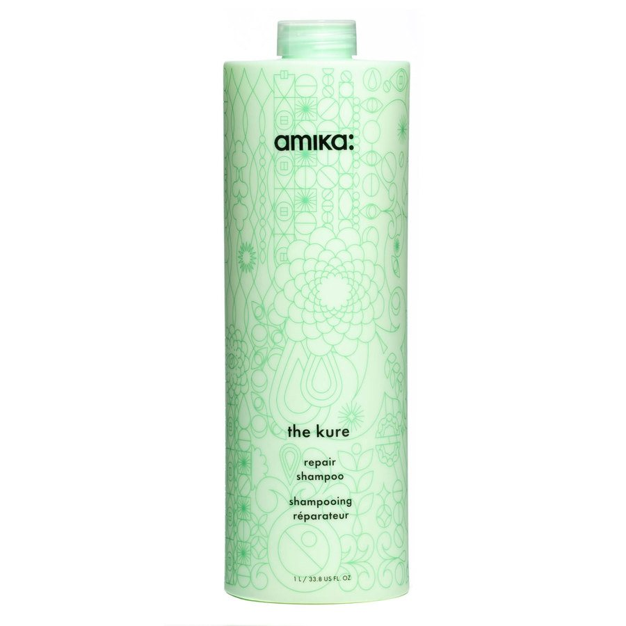 Amika The Kure Repair Shampoo 1000ml