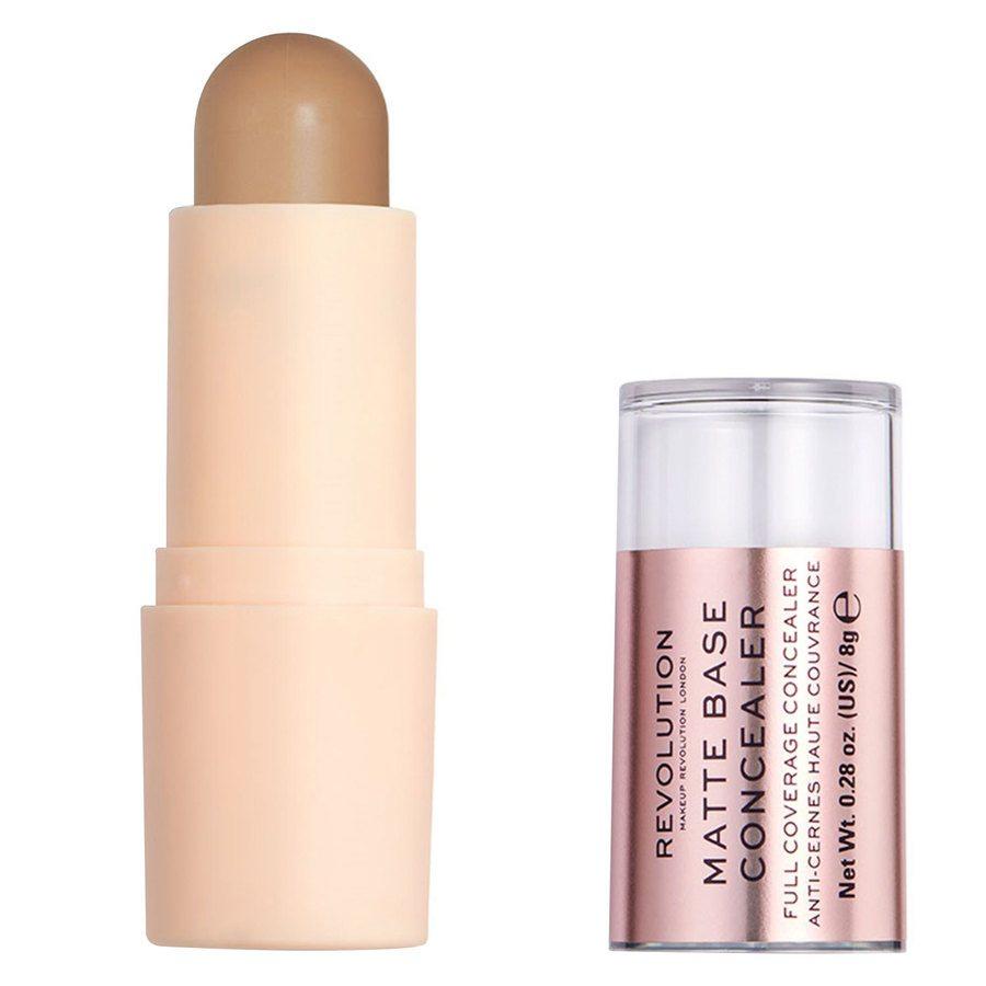 Makeup Revolution Matte Base Concealer C8