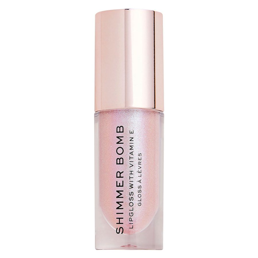 Makeup Revolution Shimmer Bomb Lip Gloss Sparkle 4,5ml