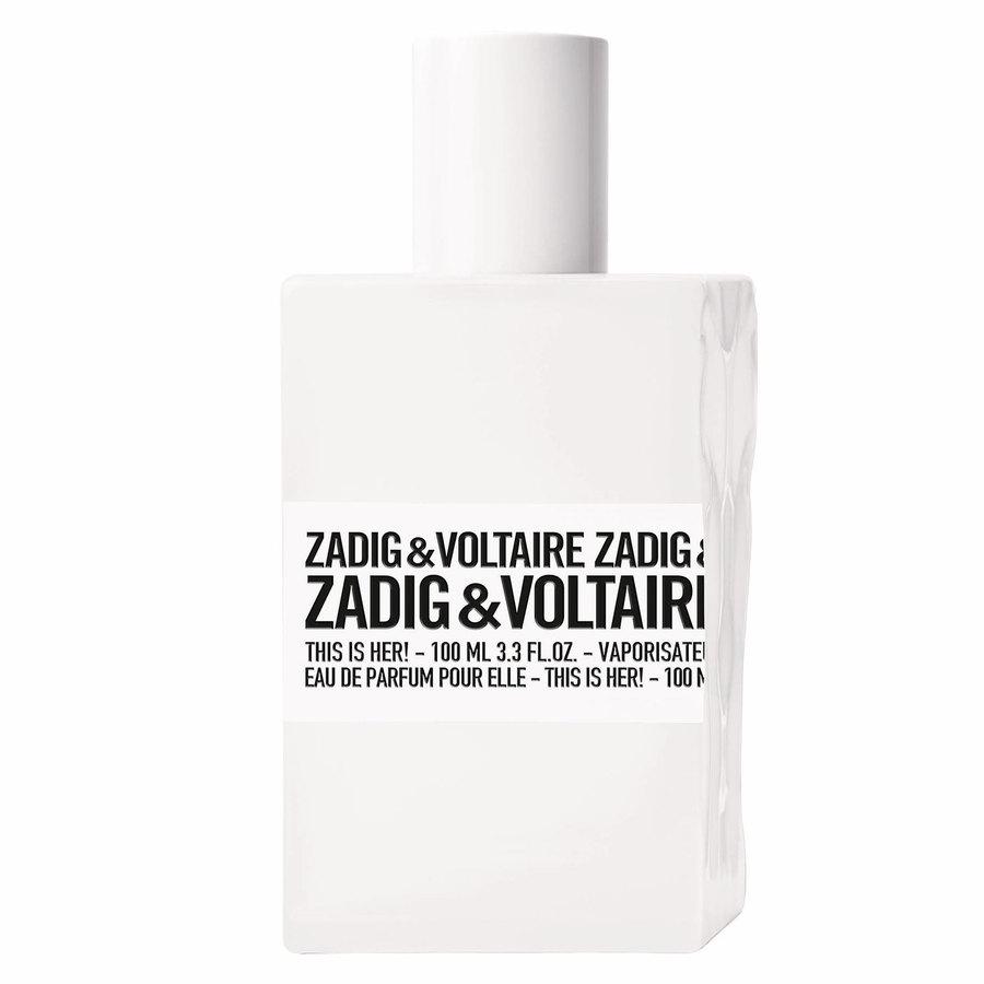 Zadig & Voltaire This Is Her Eau De Parfum 100ml
