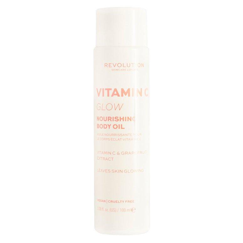 Revolution Beauty Revolution Body Skincare Vitamin C Glow Nourishing Body Oil 100ml