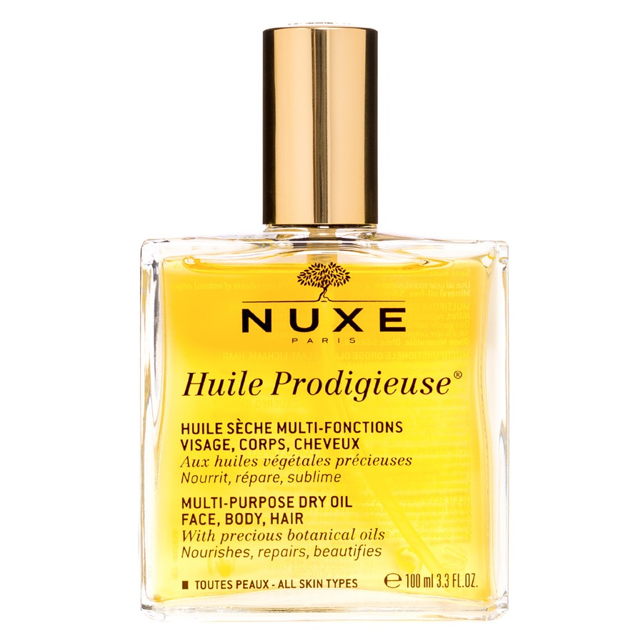 Nuxe Huile Prodigieuse Multi-Purpose Dry Oil Face, Body, Hair 100ml