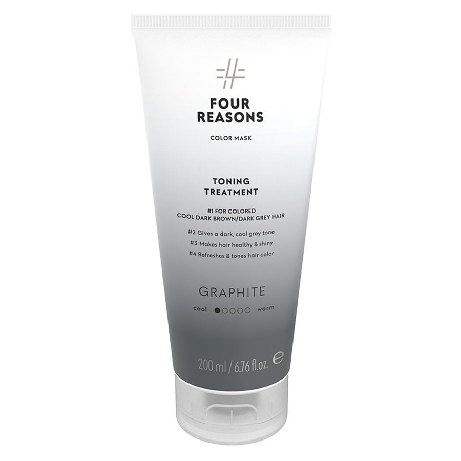 Four Reasons Color Mask Toning Treatment Graphite 200ml