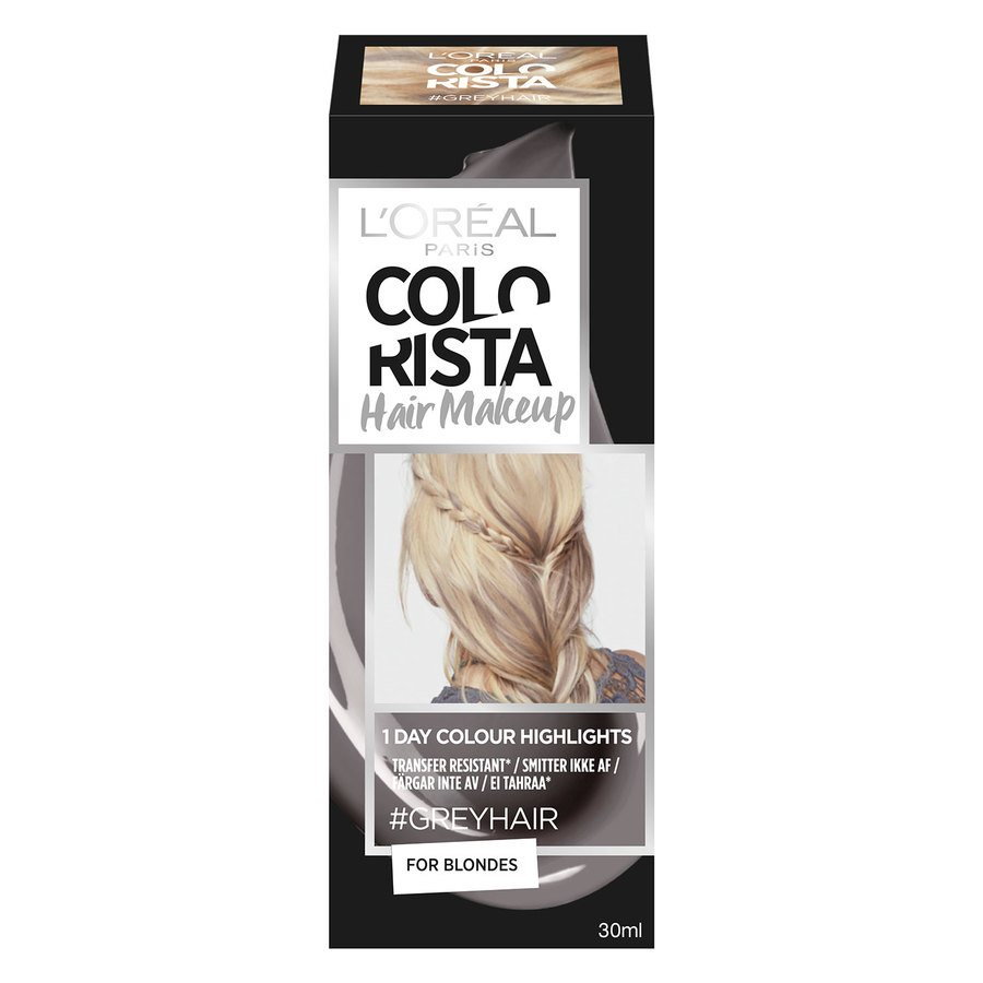 L'Oréal Paris Colorista Hair Makeup 3 Grey