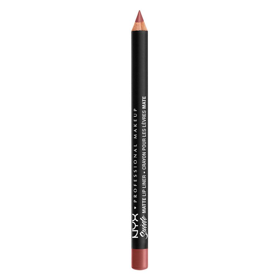 NYX Professional Makeup Suede Matte Lip Liner Cannes 3,8g