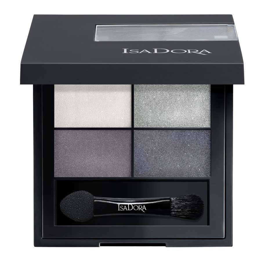 IsaDora Eyeshadow Quartet 12 Crystal Mauve 3,5g