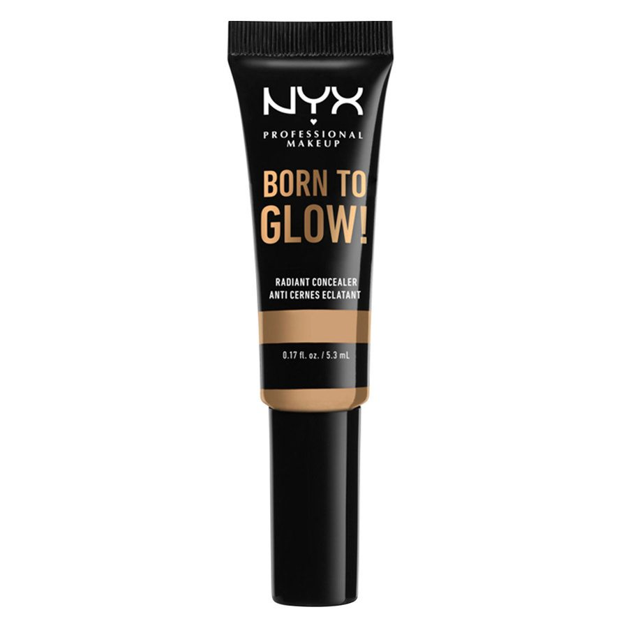 NYX Professional Makeup Born To Glow Radiant Concealer Beige 5,3ml