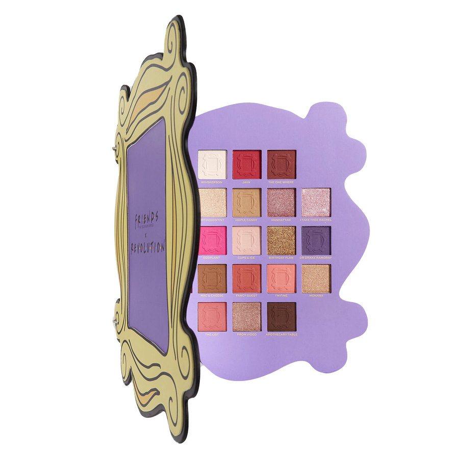 Makeup Revolution X Friends Open The Door Shadow Palette 21x1,2g