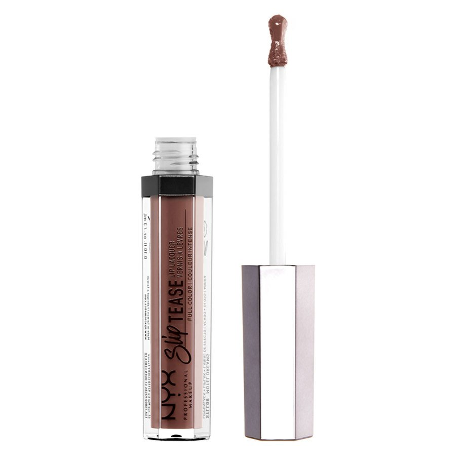 NYX Professional Makeup Slip Tease Lip Lacquer Undercover Babe 3ml