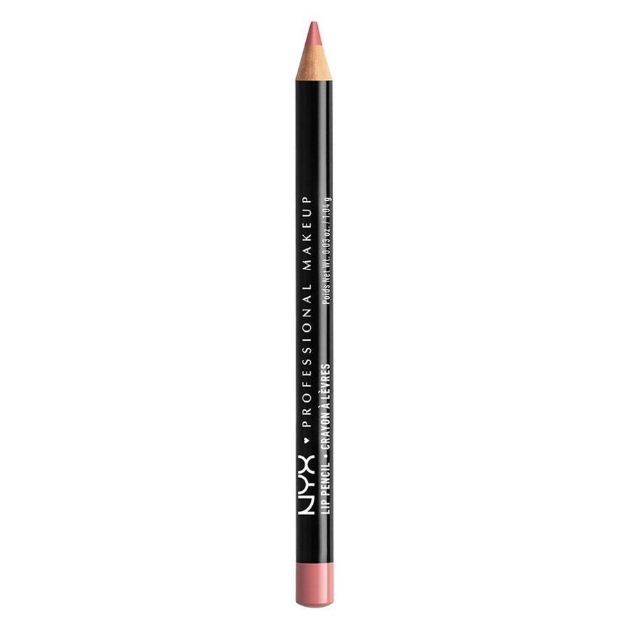 NYX Professional Makeup Slim Lip Pencil Rose 1g