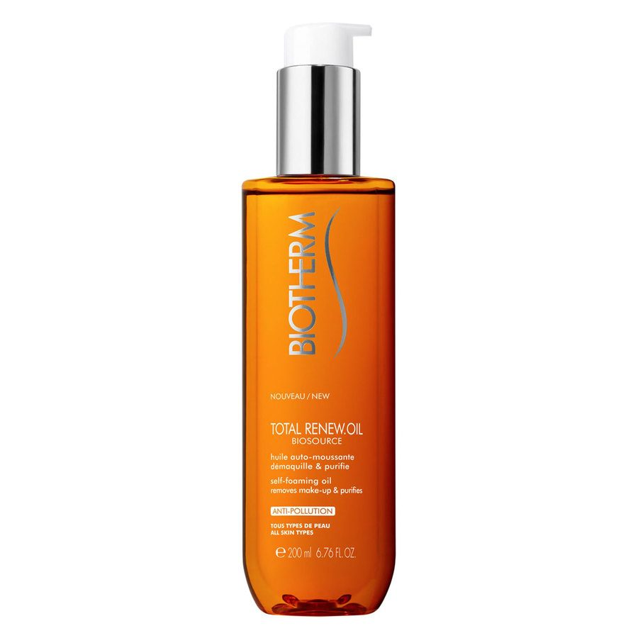 Biotherm Biosource Total Renew Oil Cleanser All Skin Types 200ml