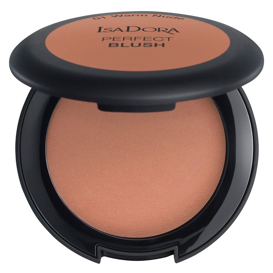 IsaDora Perfect Blush 01 Warm Nude 4,5g