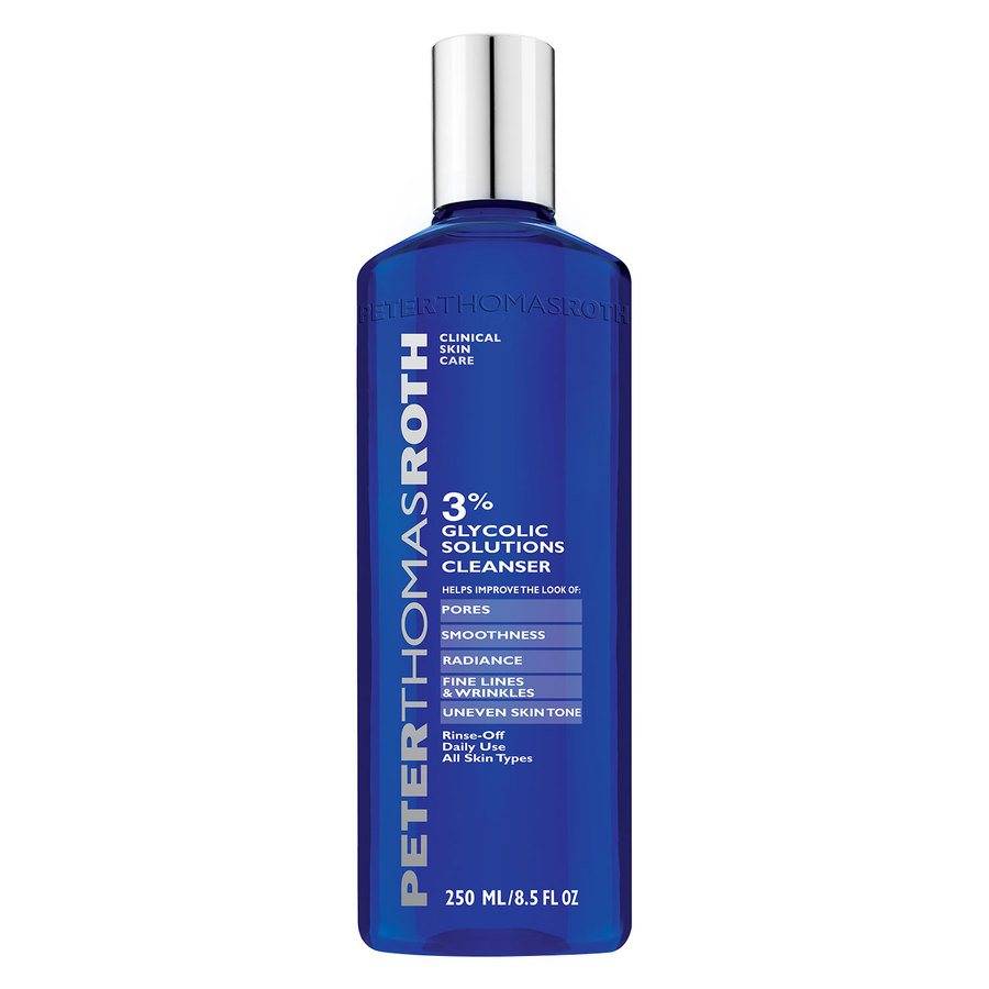 Peter Thomas Roth Glycolic Solutions 3% Cleanser 250ml