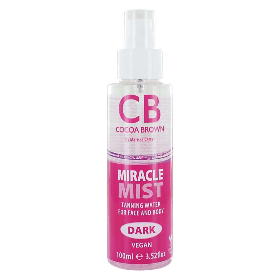 Cocoa Brown Miracle Mist Tanning Water Dark 100ml