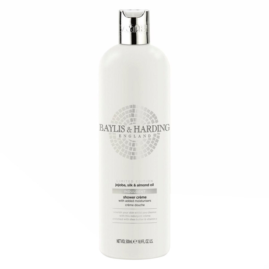 Baylis & Harding Shower Creme Jojoba, Silk & Almond Oil 500ml