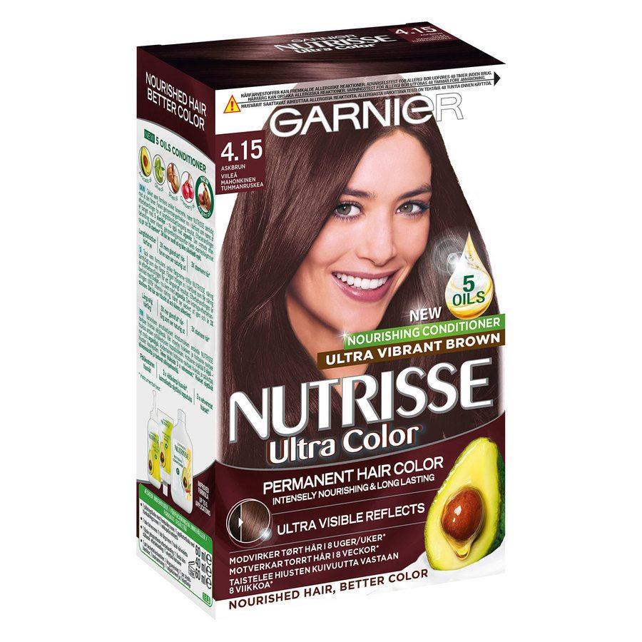 Garnier Nutrisse Ultra Color 4.15