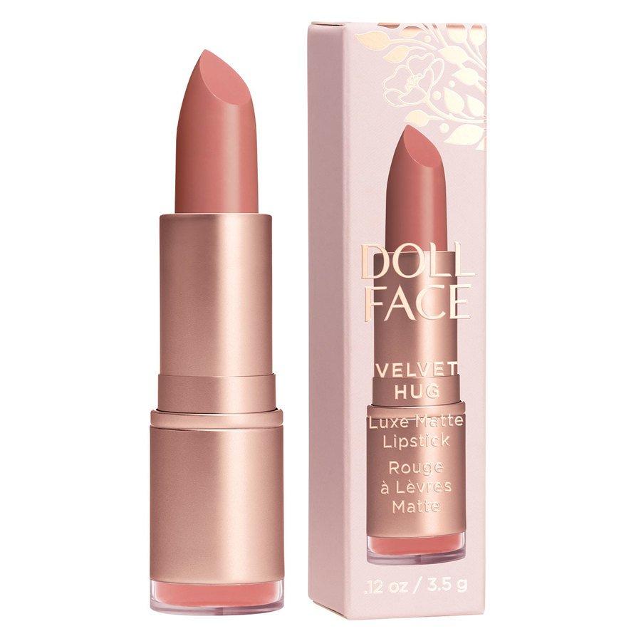 Doll Face Velvet Hug Luxe Matte Lipstick Embrace 3,4g