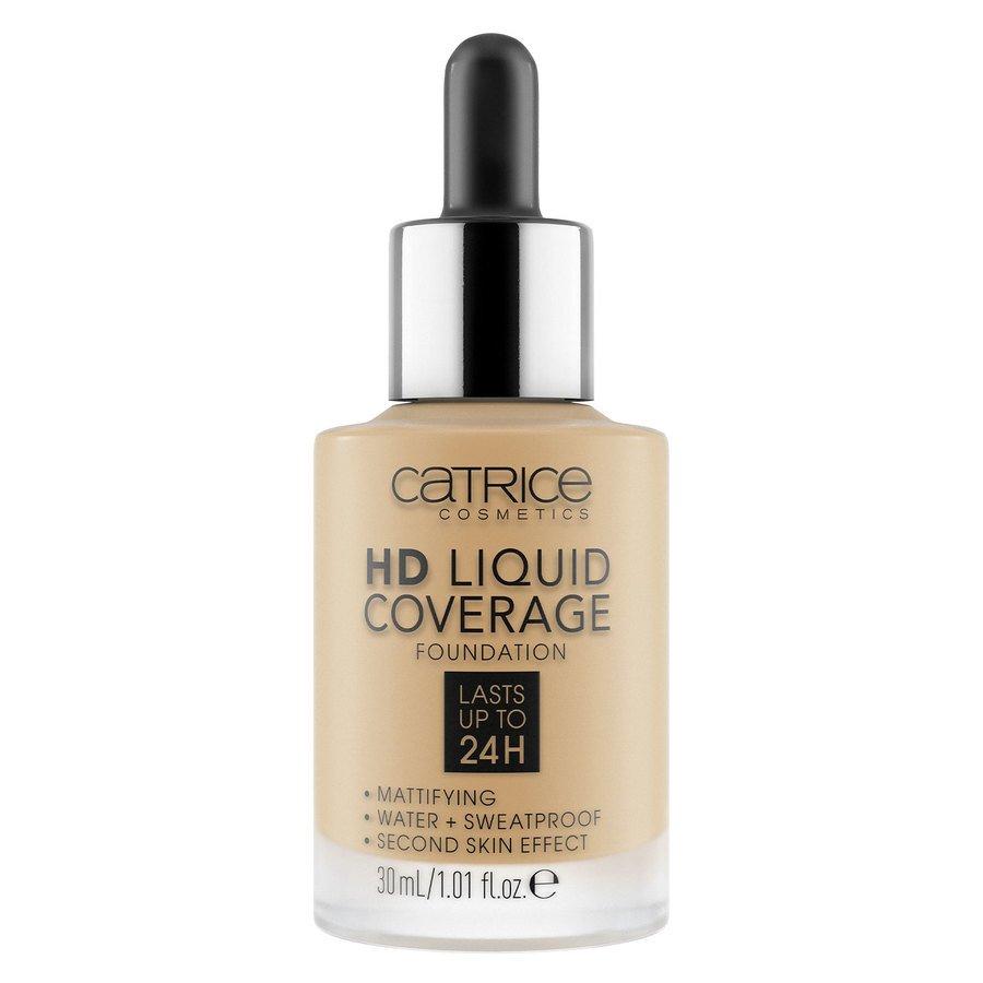 Catrice HD Liquid Coverage Foundation 034 Medium Beige 30ml