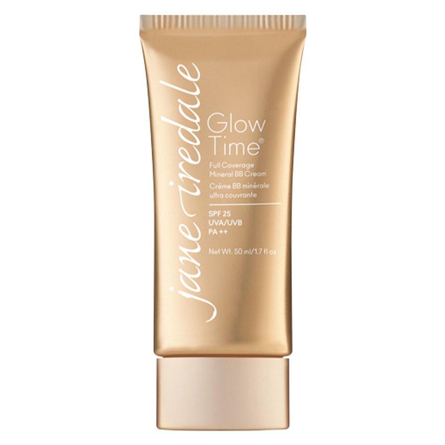 Jane Iredale Glow Time Full Coverage Mineral BB Cream Medium Light BB6 50ml