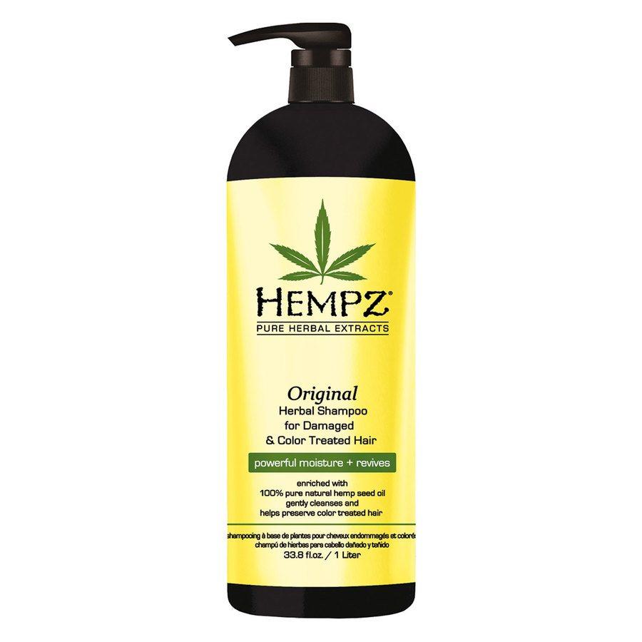 Hempz Original Shampoo 1000ml