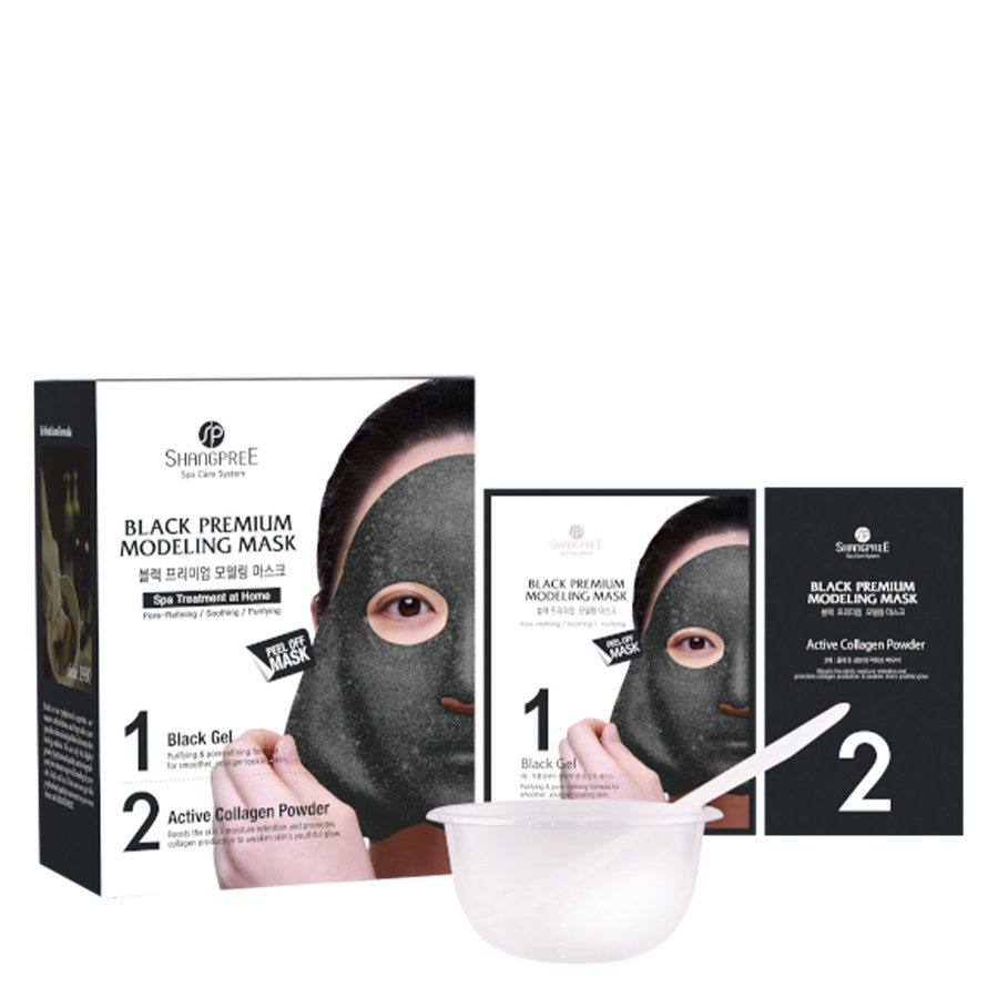 Shangpree Black Premium Modeling Mask 50ml