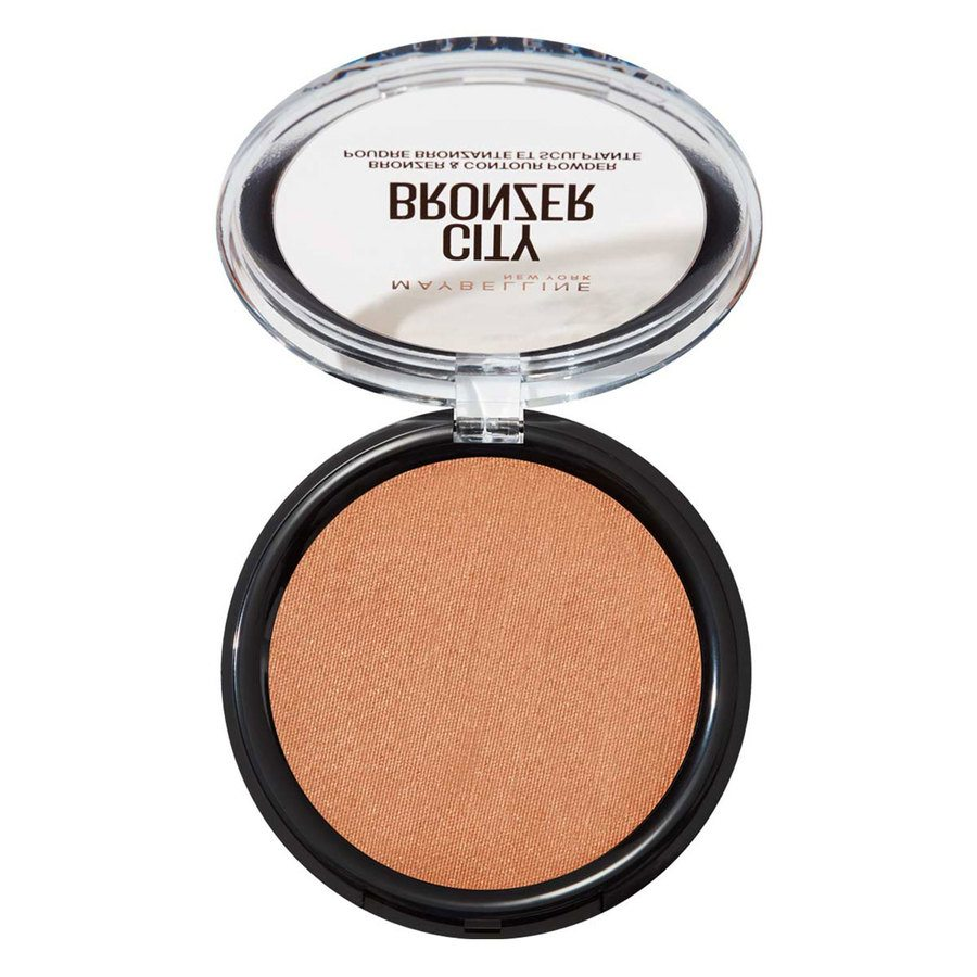 Maybelline City Bronze Powder Deep Cool 8gr