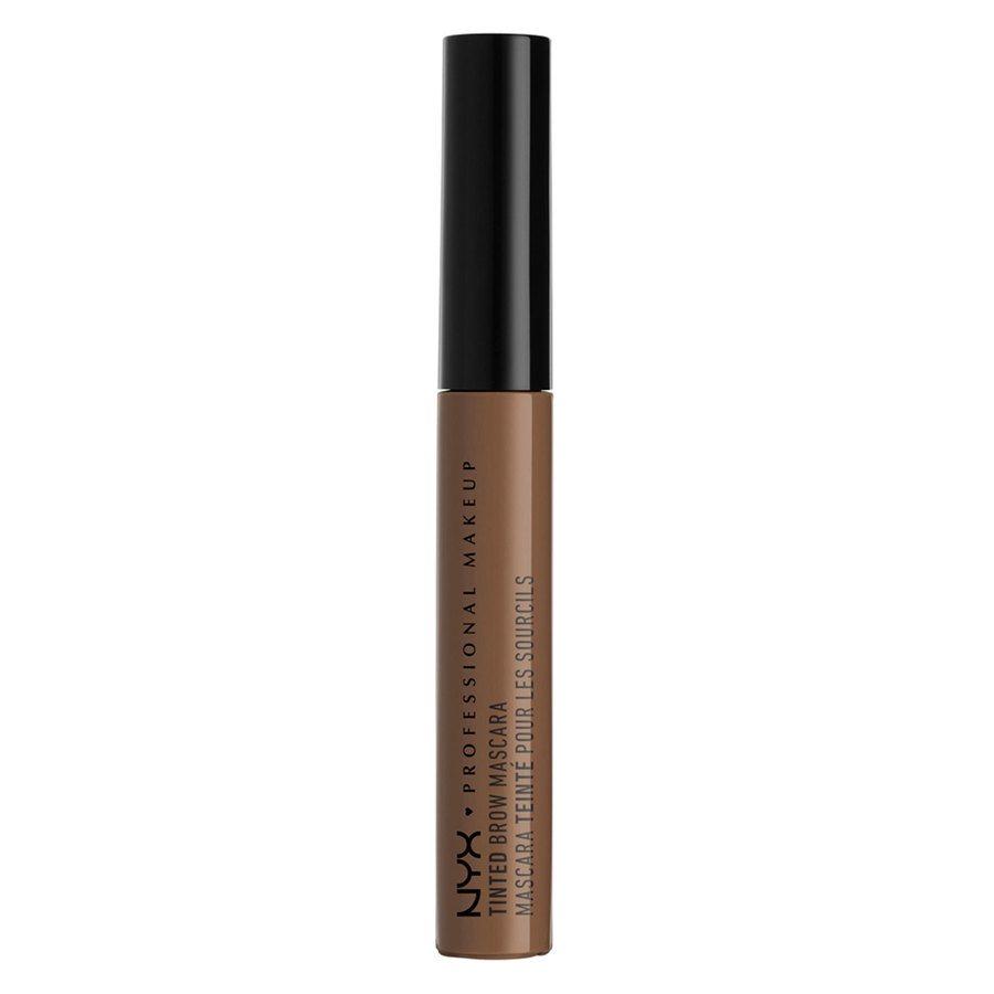 NYX Professional Makeup Tinted Brow Mascara Chocolate 6,5ml