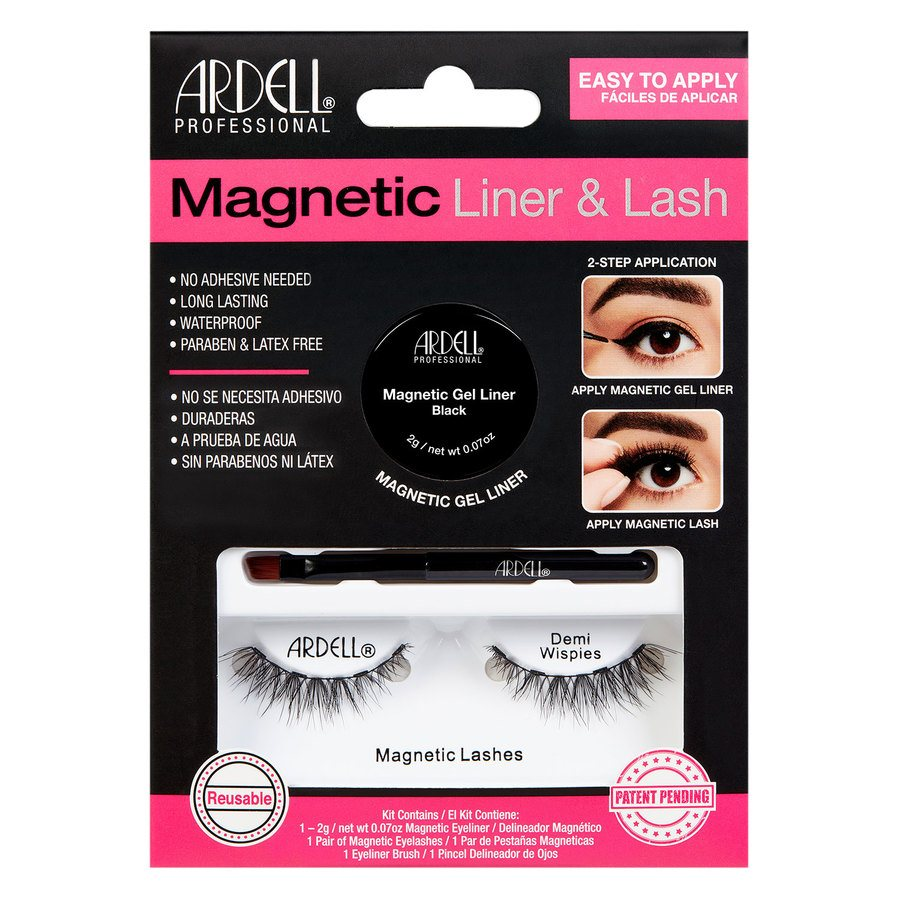Ardell Magnetic Lash & Liner Demi Wispies