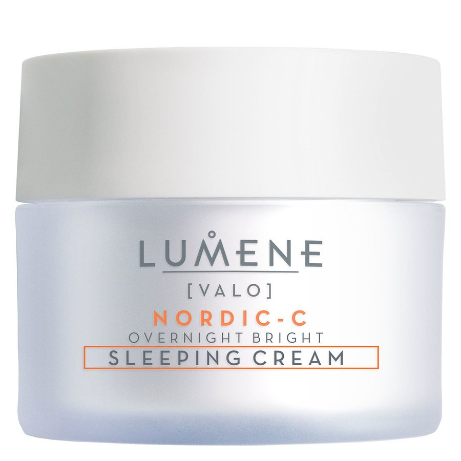 Lumene VALO Overnight Bright Sleeping Cream 50ml