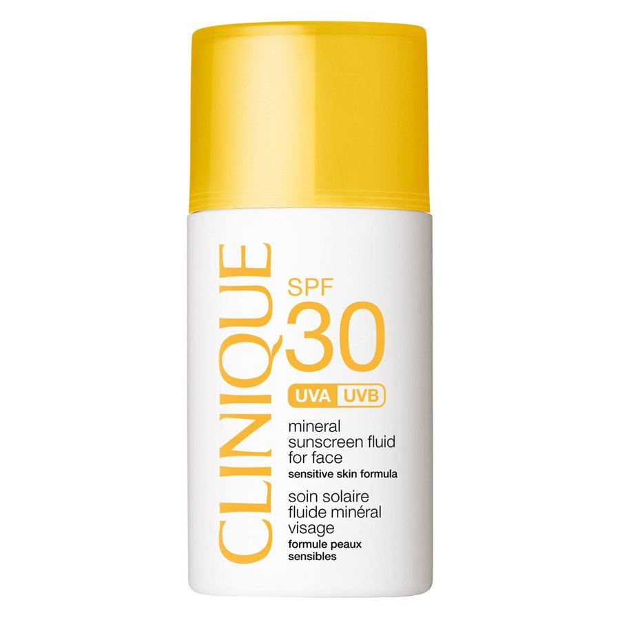Clinique SPF30 Mineral Sunscreen For Face 30ml