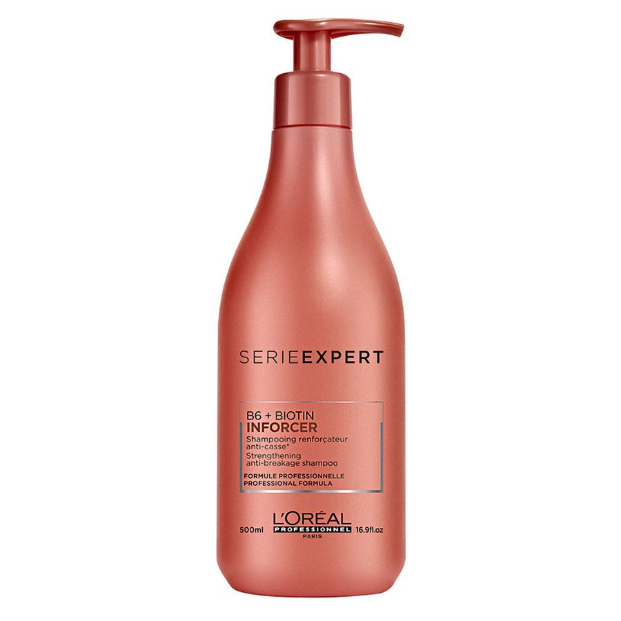 L'Oréal Professionnel Série Expert B6 + Biotin Inforcer Shampoo 500ml