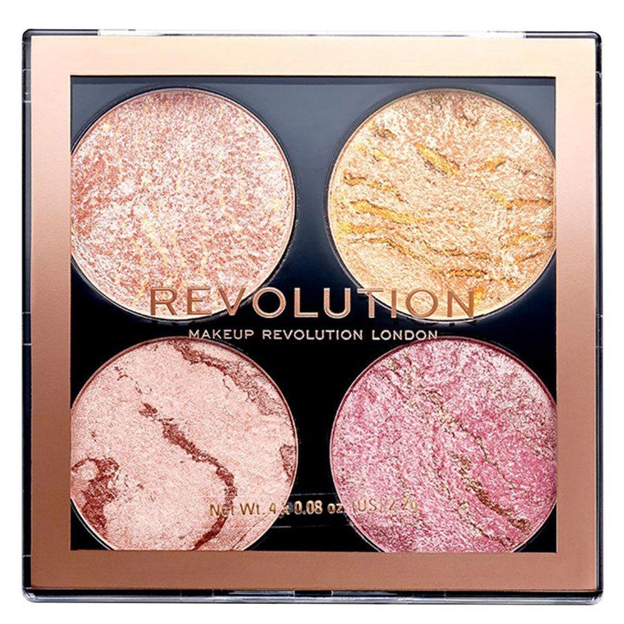 Makeup Revolution Cheek Kit Palette Fresh Perspective 8,8g