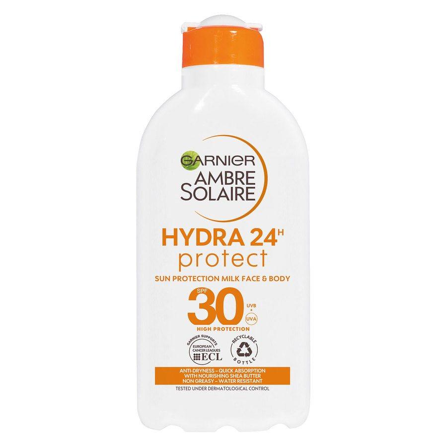Garnier Ambre Solaire  Sun Protection Milk SPF 30  200 ml