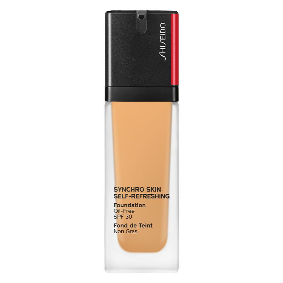Shiseido Synchro Skin Self Refreshing Foundation #360 Citrine 30ml