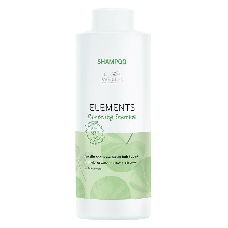 Wella Professionals Elements Renewing Shampoo 1000ml