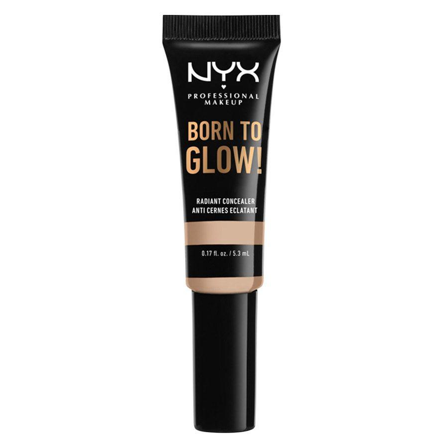 NYX Professional Makeup Born To Glow Radiant Concealer Alabaster 5,3ml