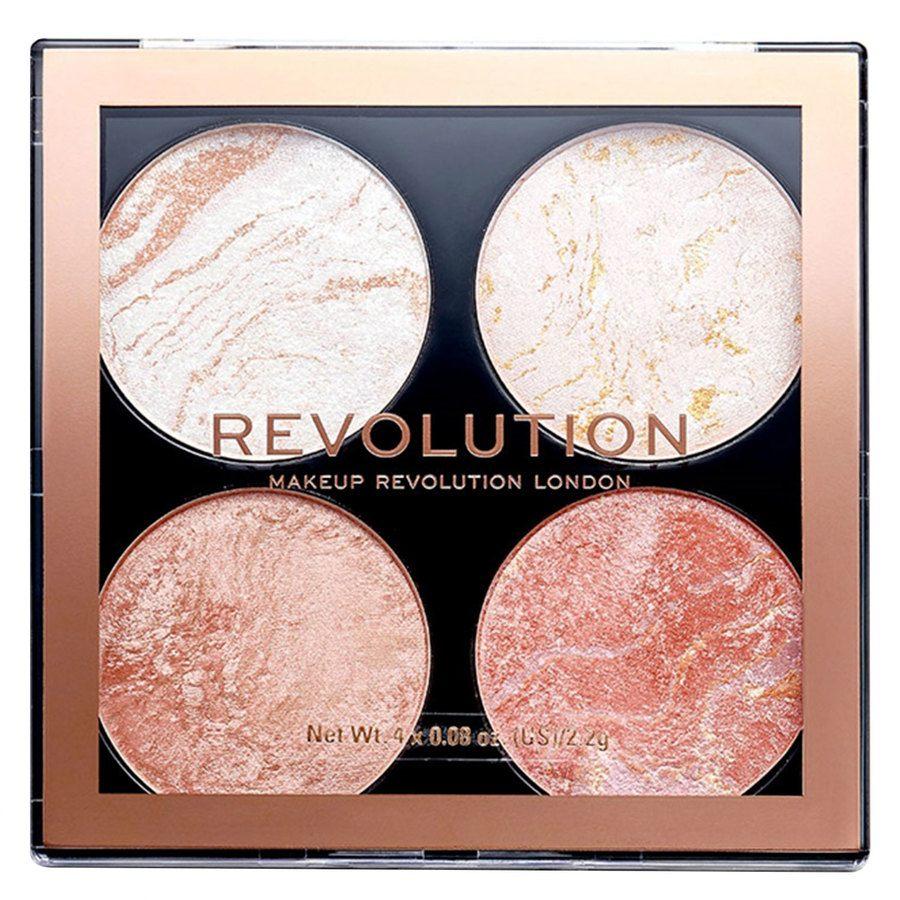 Makeup Revolution Cheek Kit Palette Take A Breather 8,8g
